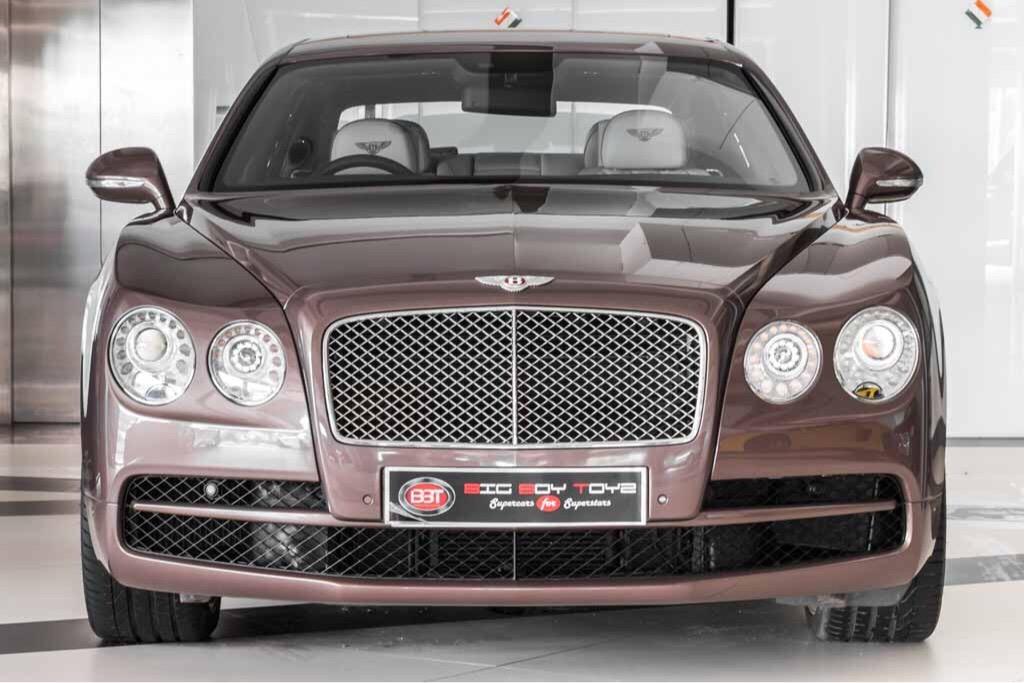 2015 Used Bentley Flying Spur V8