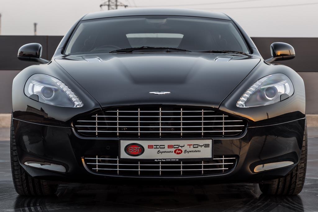 2010 Used Aston Martin Rapide