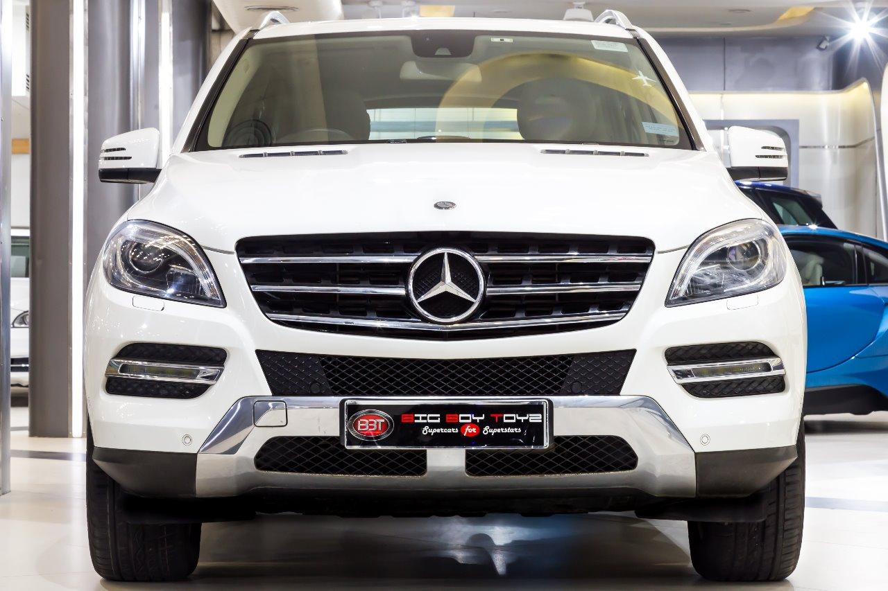 2013 Used Mercedes Benz ML250 CDi