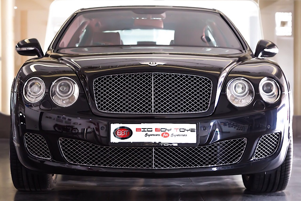 2011 Used Bentley Continental Flying Spur