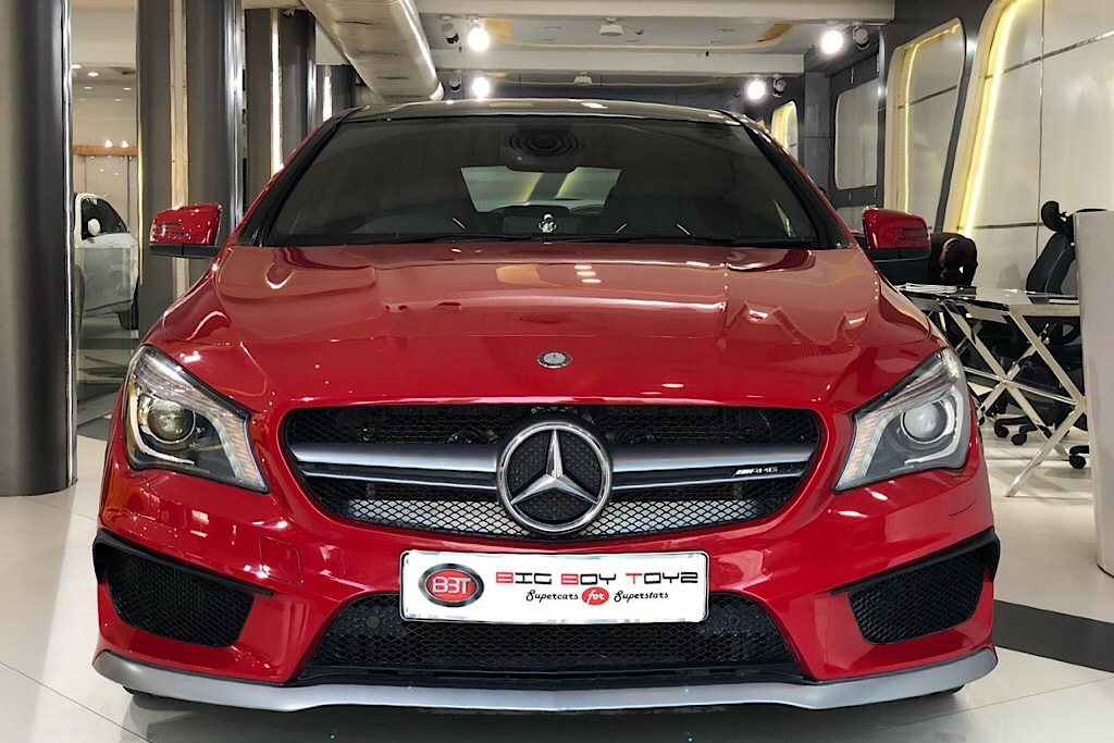 2015 Used Mercedes CLA45 AMG