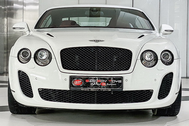 2011 used Bentley Continental Supersports