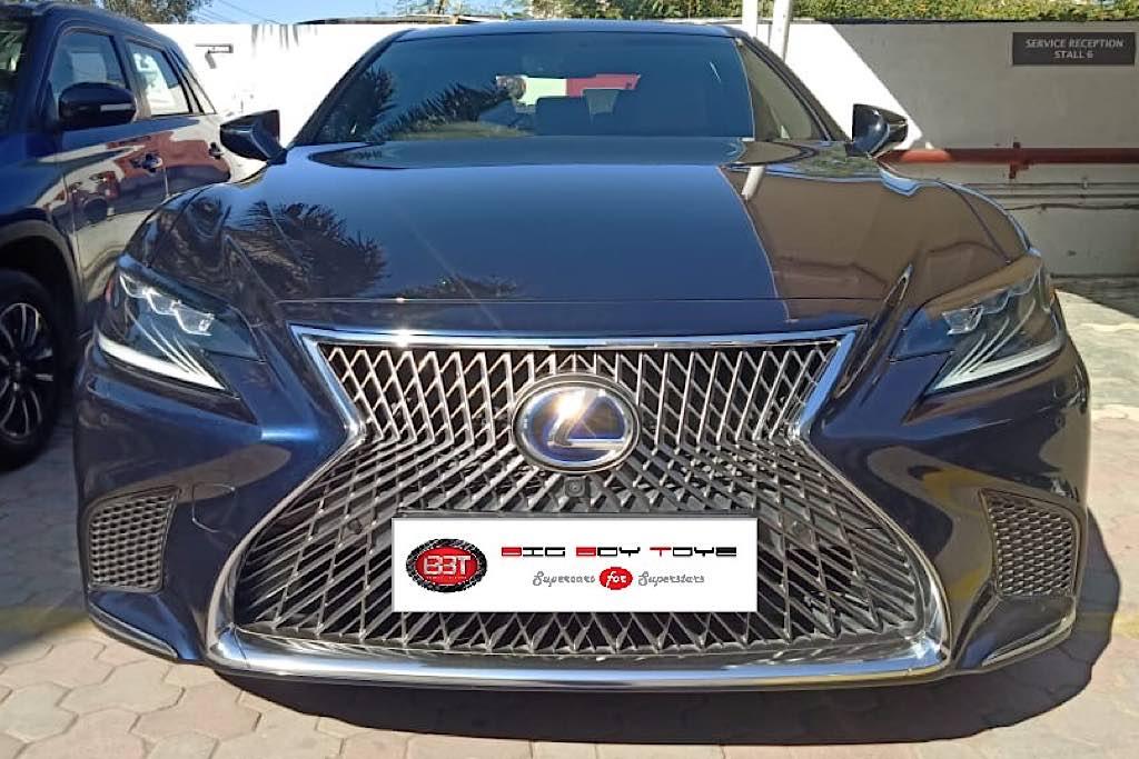 Lexus LS 500 H
