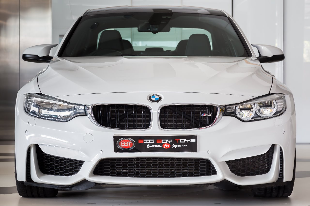 2015 Used BMW M3