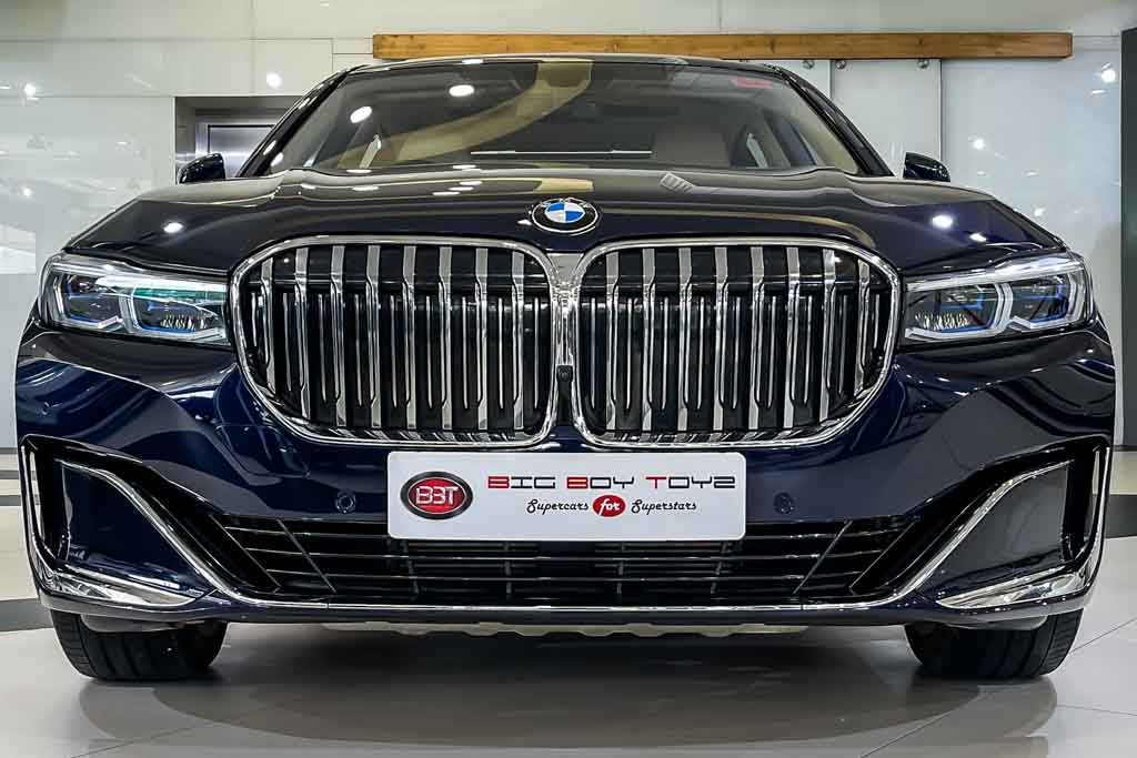 BMW 730Ld DPE Signature