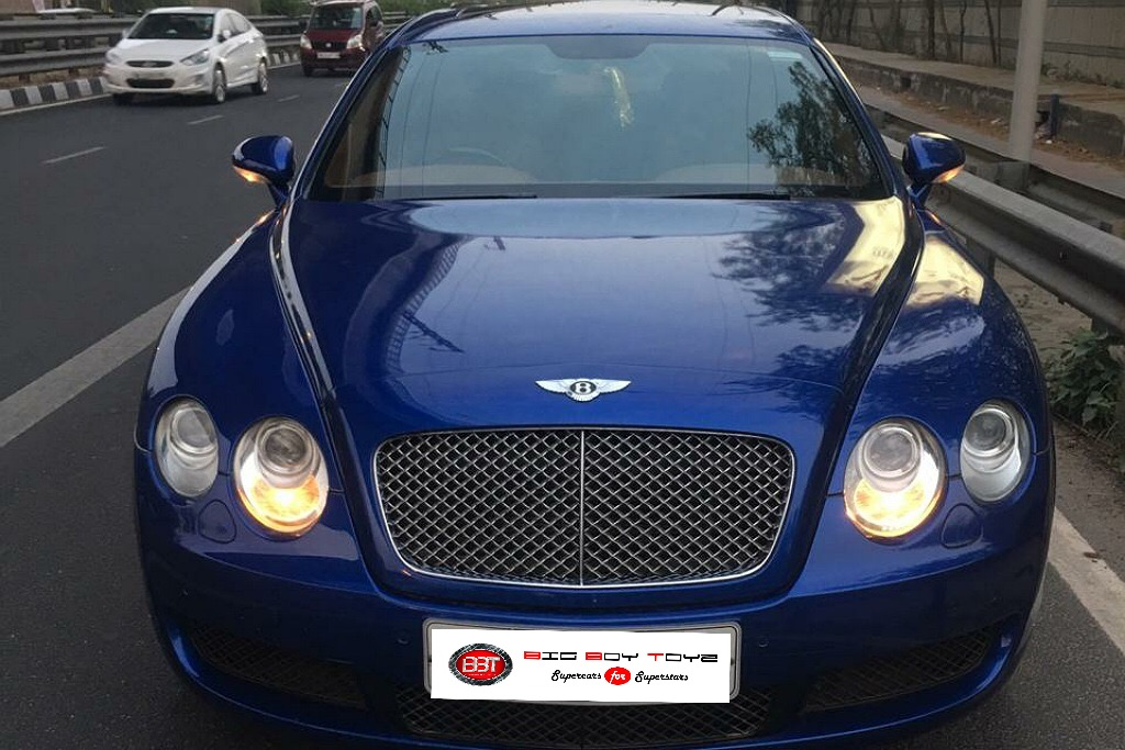 2008 Used Bentley Continental Flying Spur
