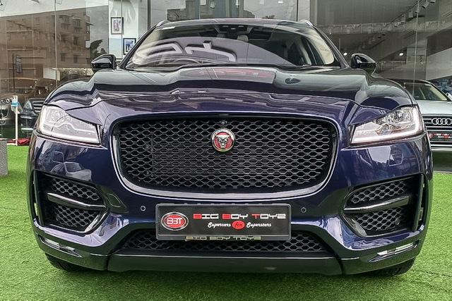 Jaguar F-Pace 3Ltr R sport