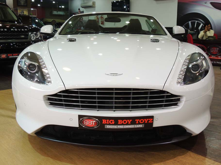 2011 Used Aston Martin Virage