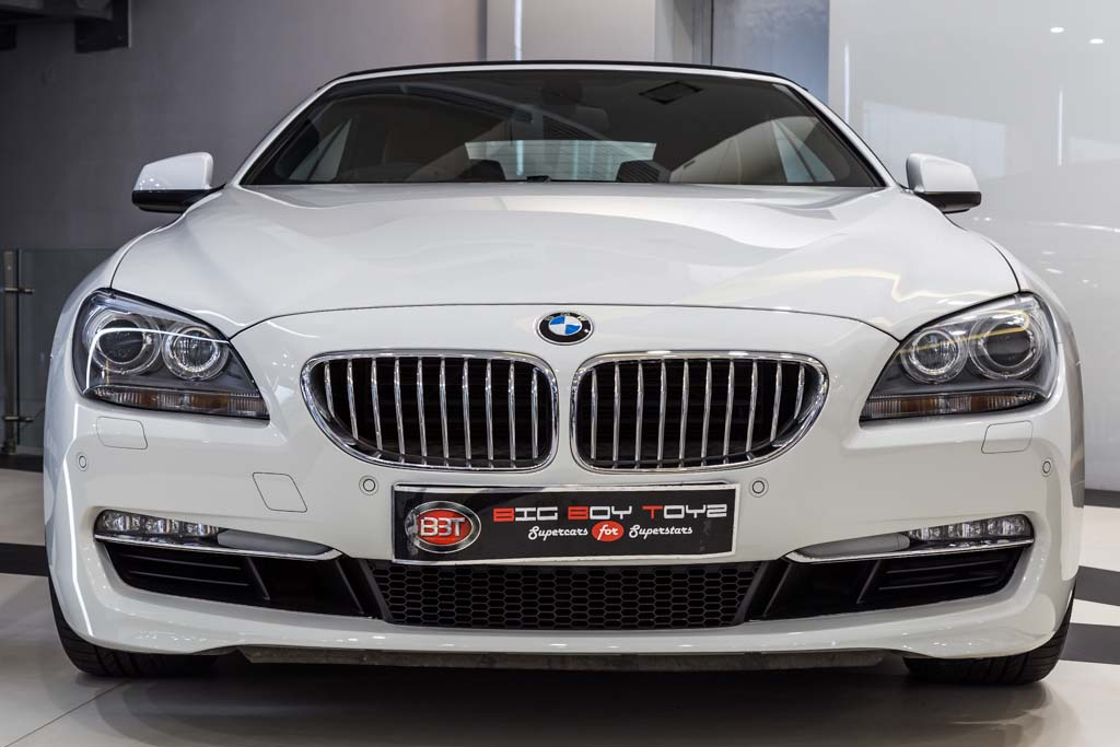 2011 Used BMW 650i 'Convertible'