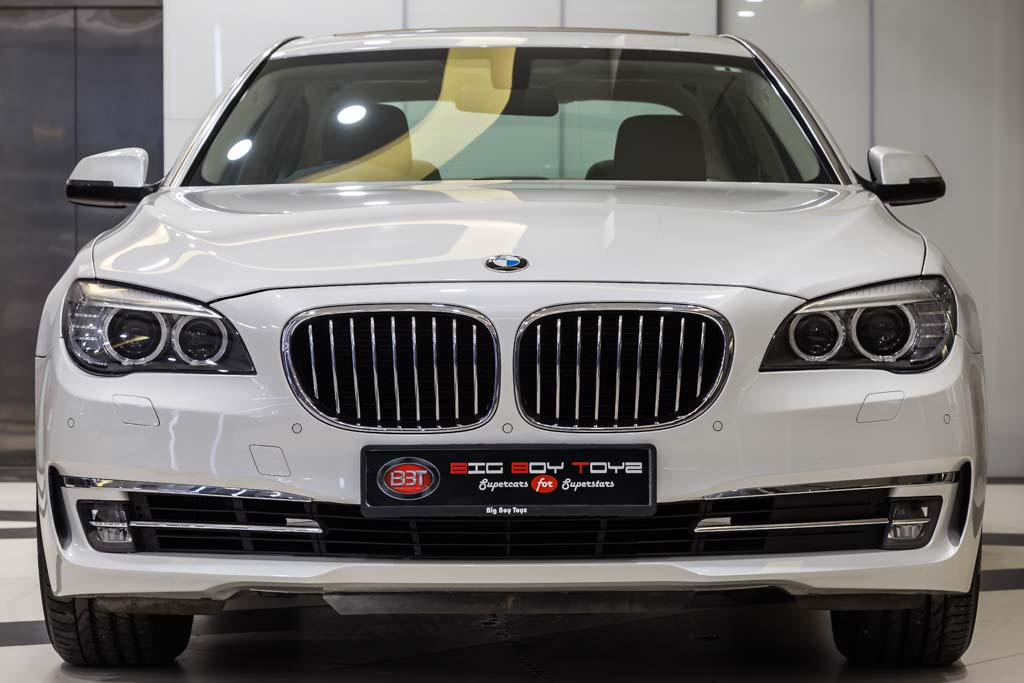 2015 Used BMW 730 Ld