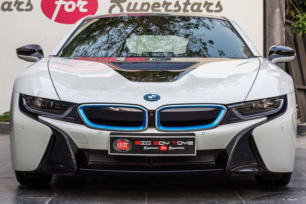 2014 Used BMW i8