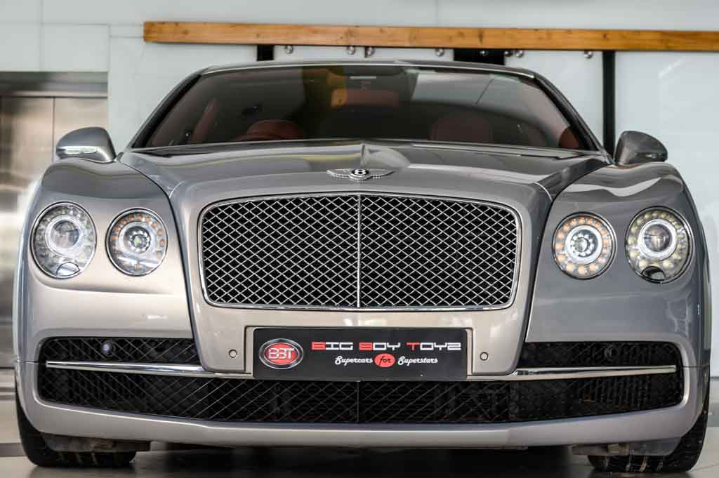 2013 Used Bentley Flying Spur 'W12'