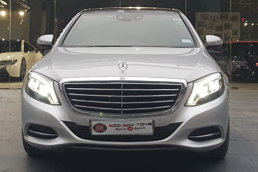 2014 Used Mercedes Benz S 350D