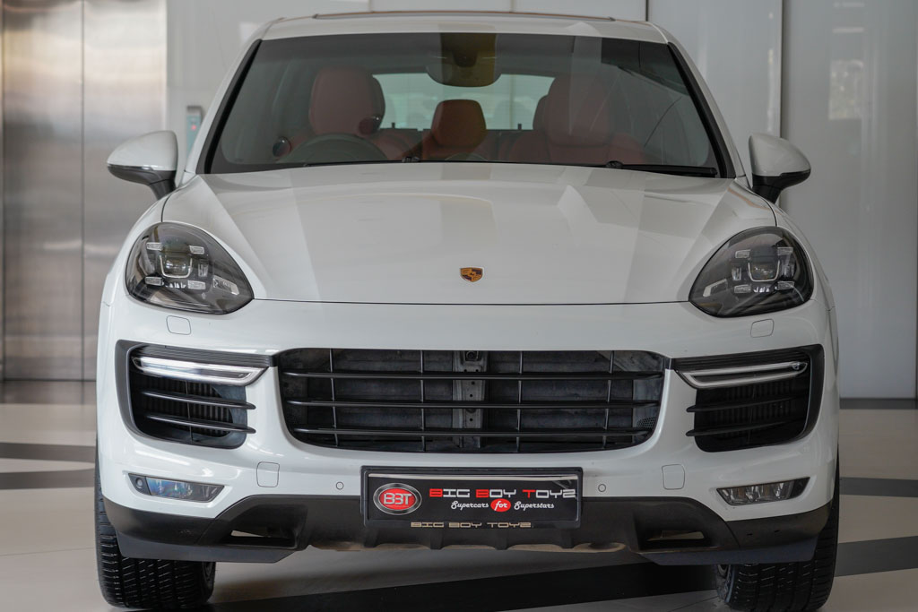2016 Used Porsche Cayenne Turbo