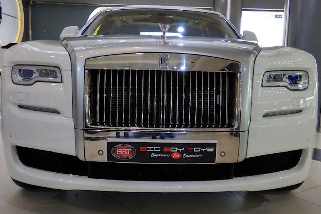 2016 Used Rolls Royce Ghost