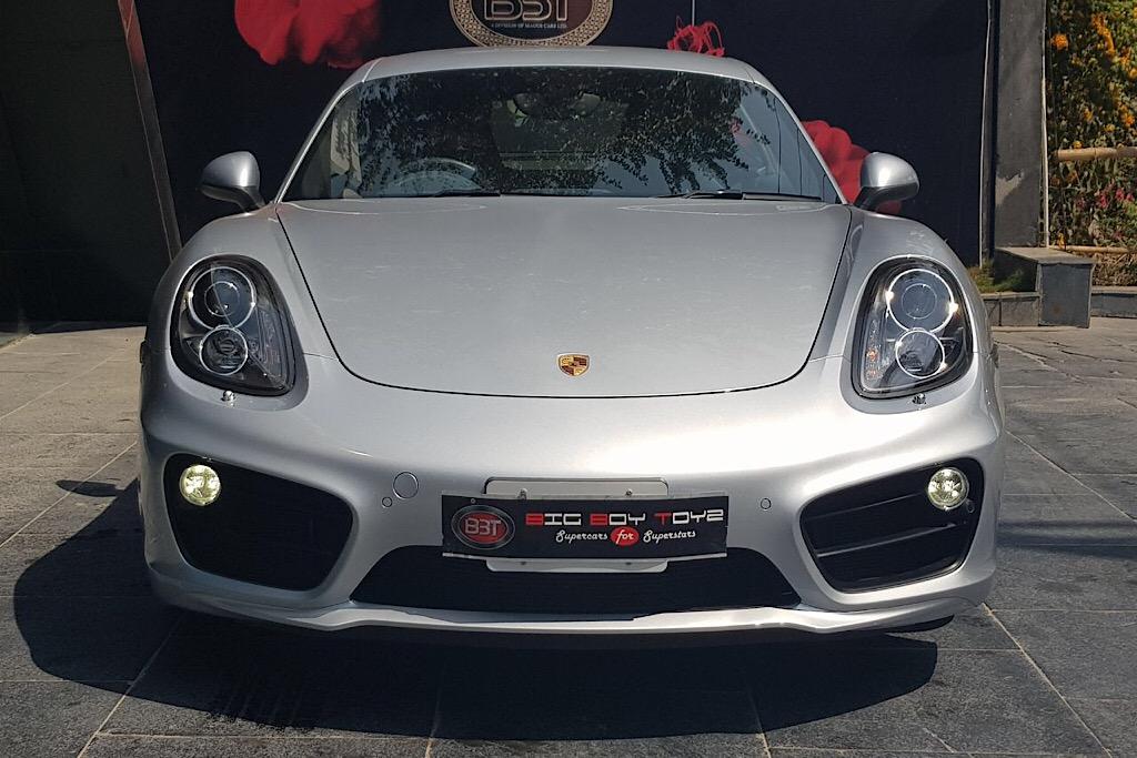 2016 Used Porsche Cayman S