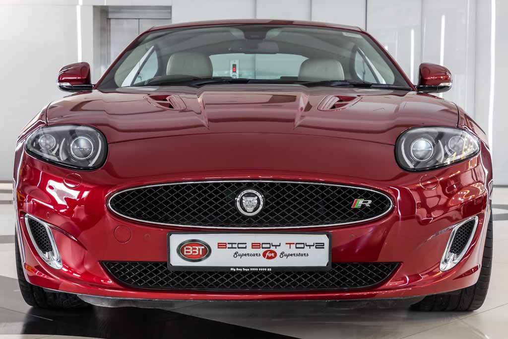 2012 Used Jaguar XKR