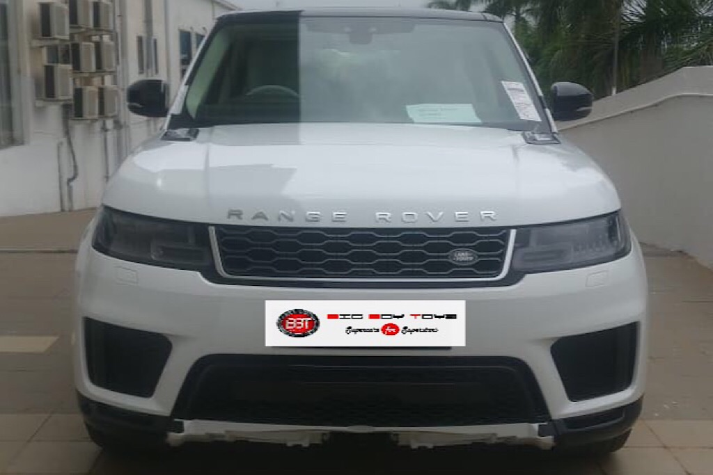 2018 Used Range Rover Sport HSE