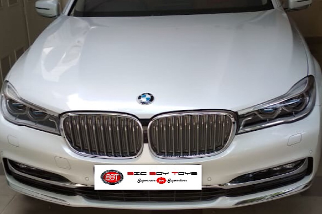 2018 Used BMW 730Ld DPE Signature