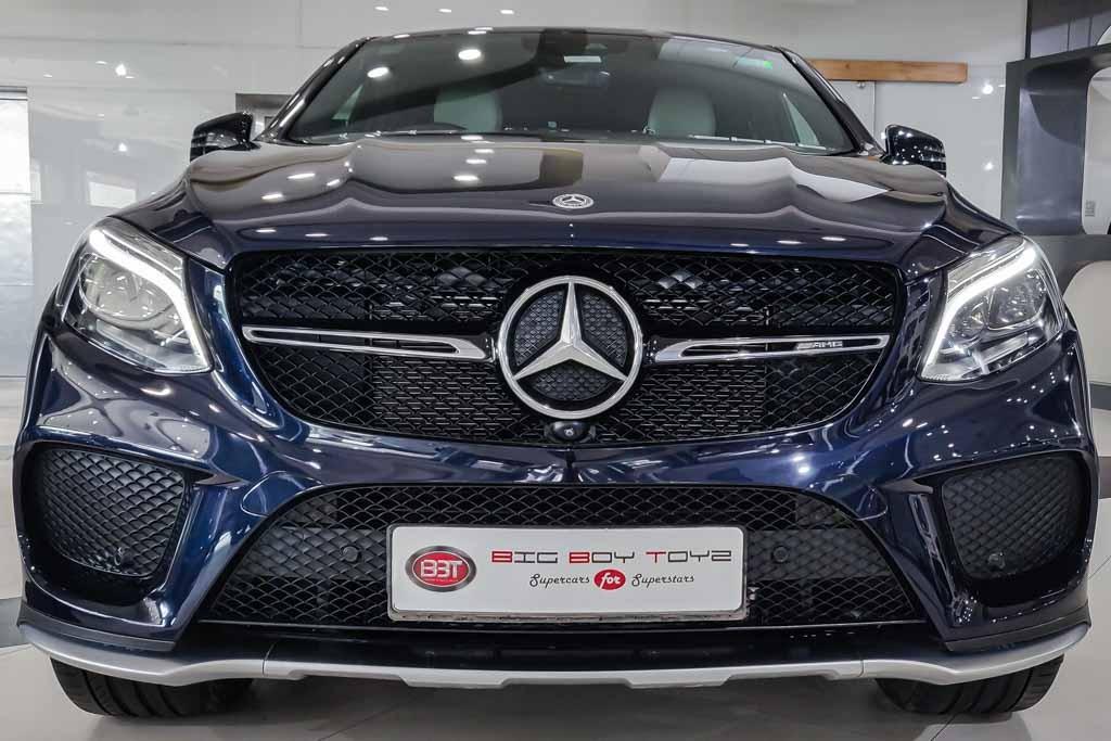 Mercedes-AMG GLE 43 Coupe