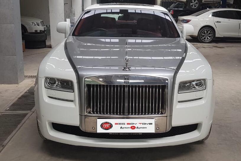 2010 Used Rolls Royce Ghost