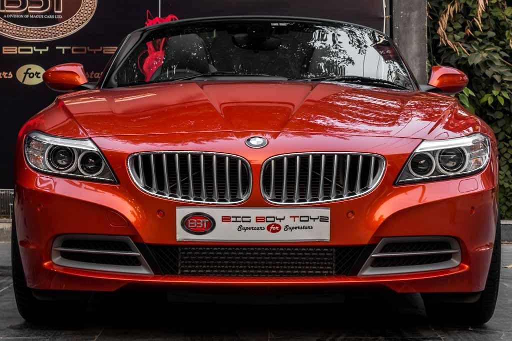 2016 BMW Z4 sDrive35i 'DPT'