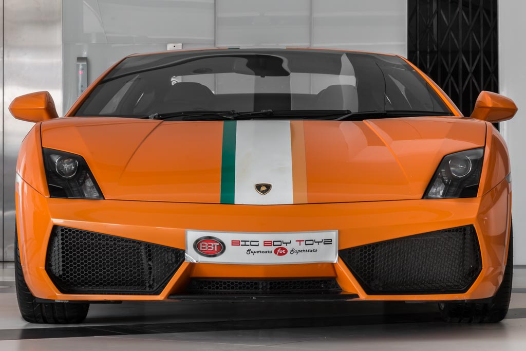 2013 Used Lamborghini Gallardo LP 550-2 'India Series'