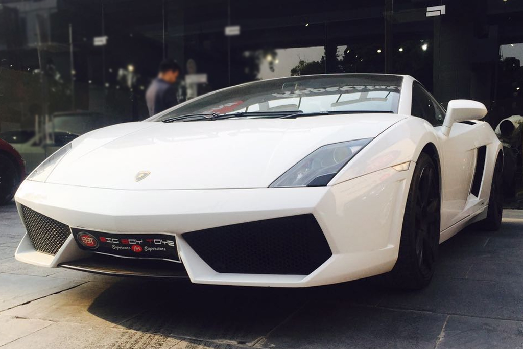2008 Used Lamborghini Gallardo LP 560-4