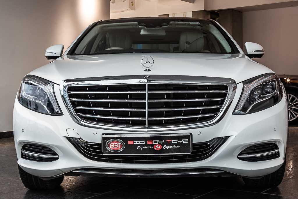 2017 Used Mercedes Benz S 350D