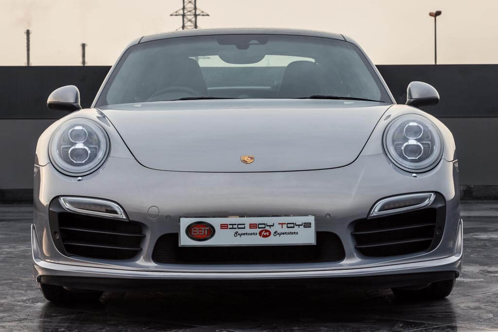2014 Used Porsche 911 Turbo S