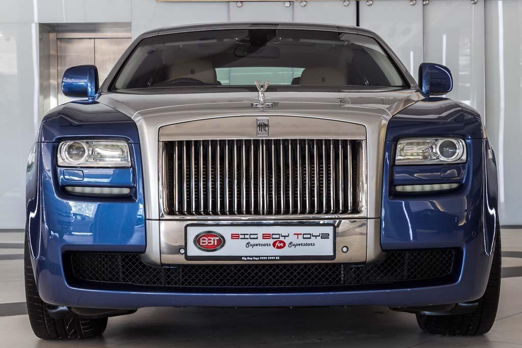 2010 Used Rolls-Royce Ghost