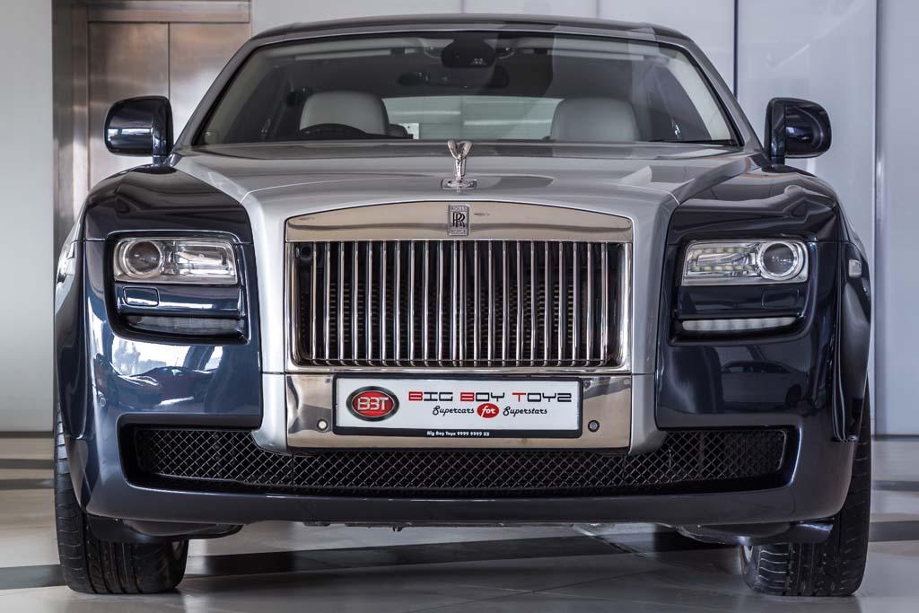 2011 Used Rolls-Royce Ghost