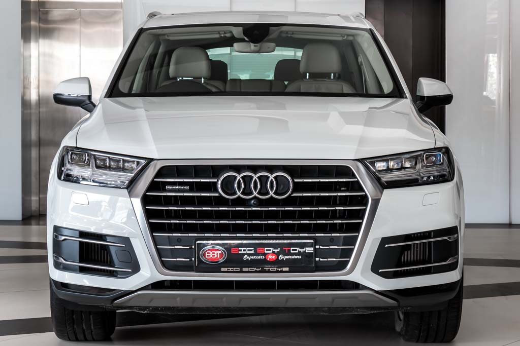 2016 Used Audi Q7 'Technology Pack'